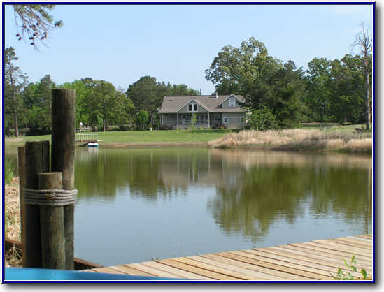 Rural Ranch Retreat and Fishing Lake,coutry lake residence,weekend lake retreat - Northeast Texas